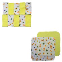 Bambini Twelve Piece Wash Cloth Set
