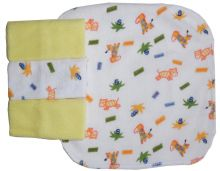 Bambini Four Piece Wash Cloth Set