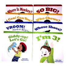 Babsy B Board Book Series