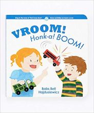 VROOM! Honk-a! BOOM!