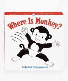 Where Is Monkey?