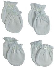 Bambini Infant Mittens (Pack of 4) (Size: One Size)