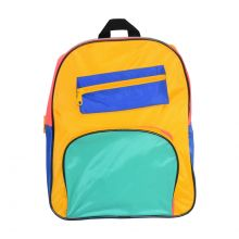 Jada Children's Backpack with Removable Pencil Pouch (Color Option: Blue w/ Yellow)