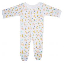 Bambini One Pack Terry Sleep & Play (Size: Small)
